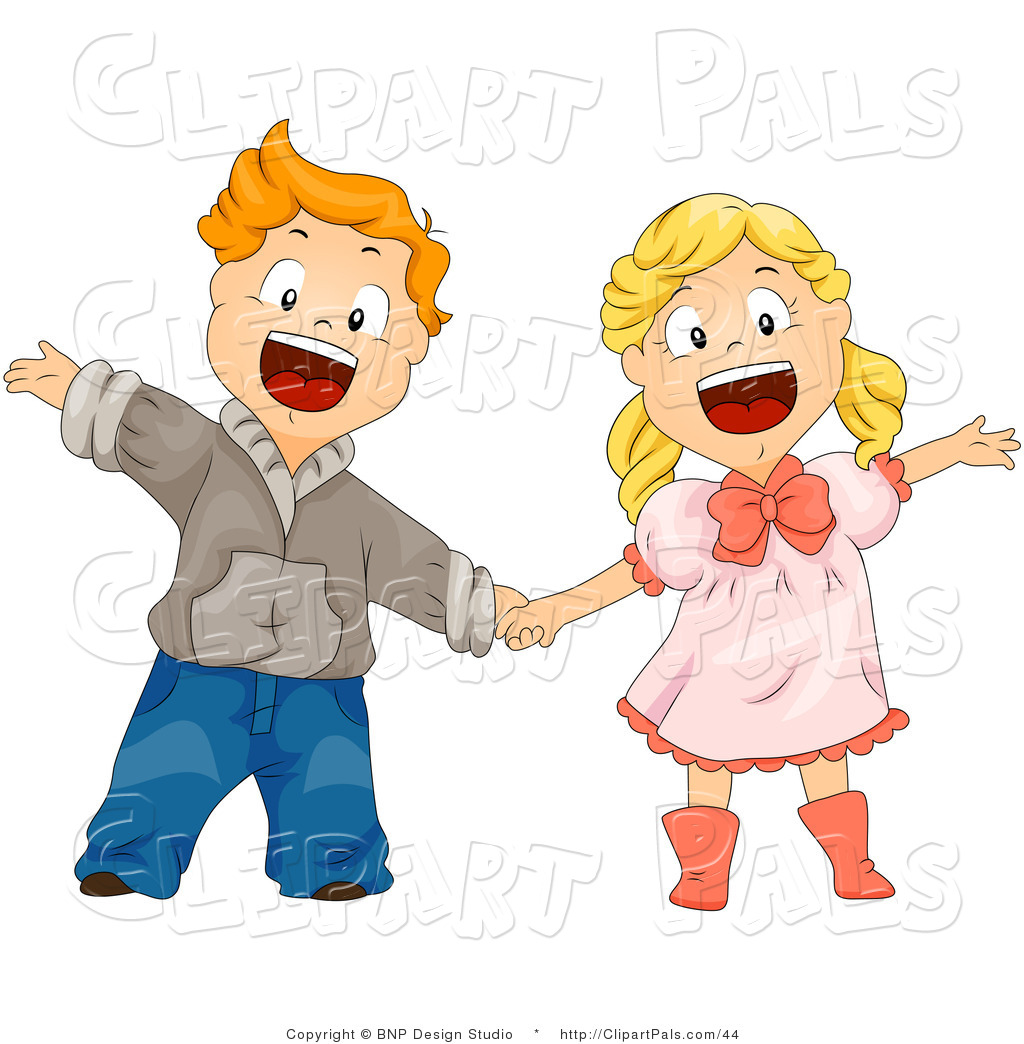 clip art pictures of boy and girl - photo #12