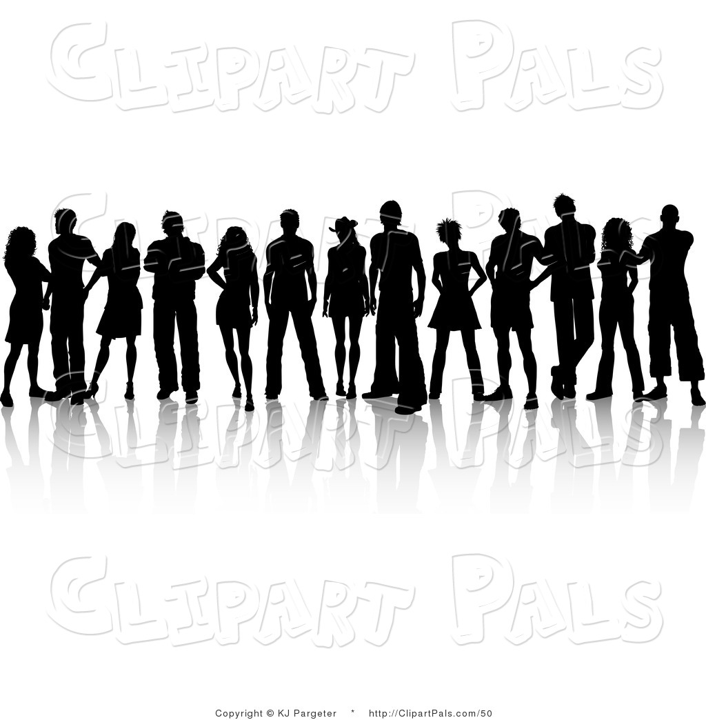 Royalty Free Black And White Stock Friend Designs