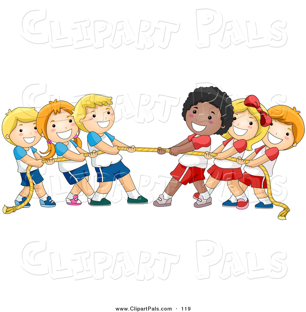 Diverse children playing together royalty free stock friend