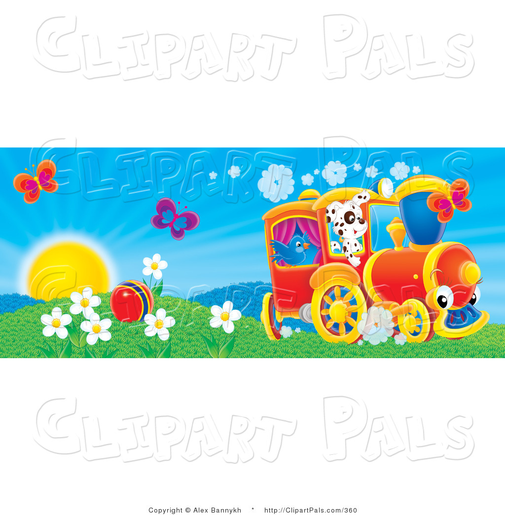 spring dog clipart - photo #35